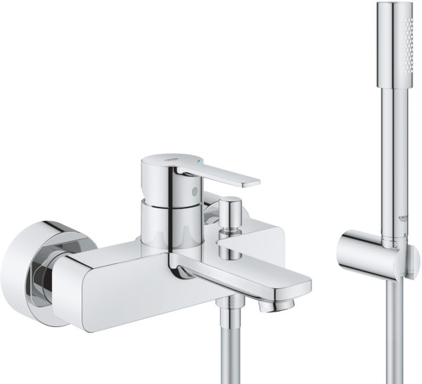 Смеситель Grohe Lineare New 33850001 для ванны с душем