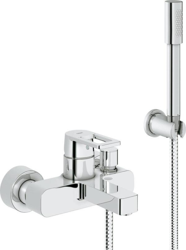 Смеситель Grohe Quadra 32639000 для ванны с душем
