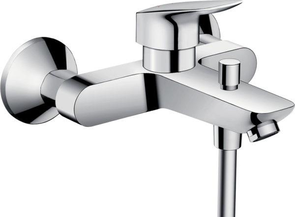 Смеситель Hansgrohe Logis 71400000 для ванны с душем