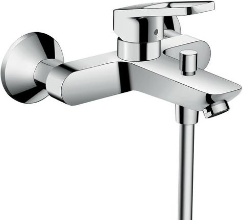 Смеситель Hansgrohe Logis loop 71244000 для ванны с душем