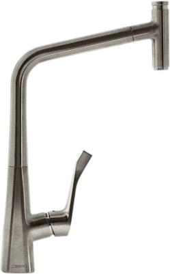 Смеситель Hansgrohe Metris Select 14884800 для кухонной мойки