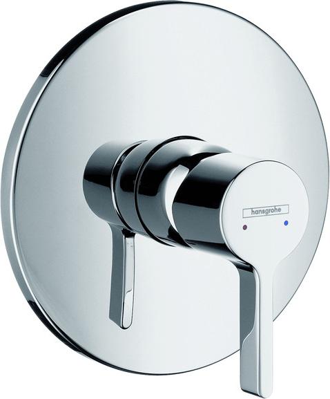 Смеситель Hansgrohe Metris S 31665000 для душа