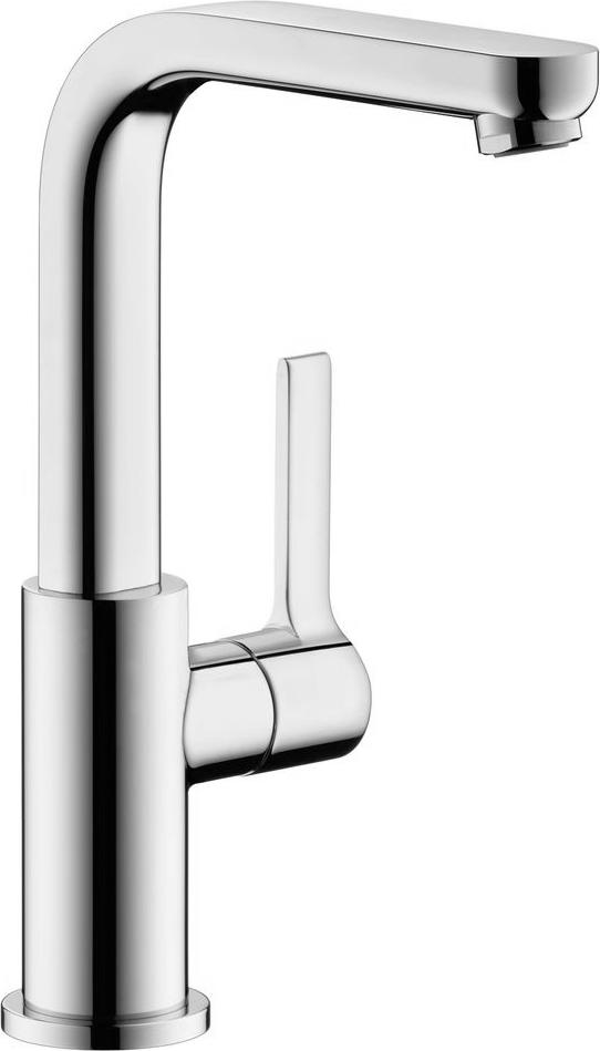 Смеситель Hansgrohe Metris S 31159000 для раковины