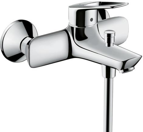 Смеситель Hansgrohe Novus Loop 71340000 для ванны с душем