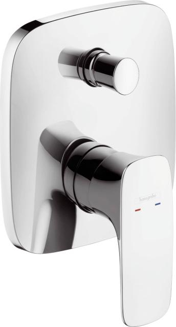 Смеситель Hansgrohe PuraVida 15445000 для ванны с душем