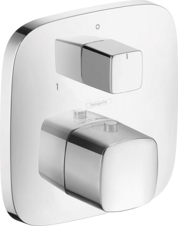 Термостат Hansgrohe PuraVida 15775000 для ванны с душем
