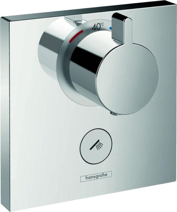 Термостат Hansgrohe ShowerSelect Highfow 15761000 для душа