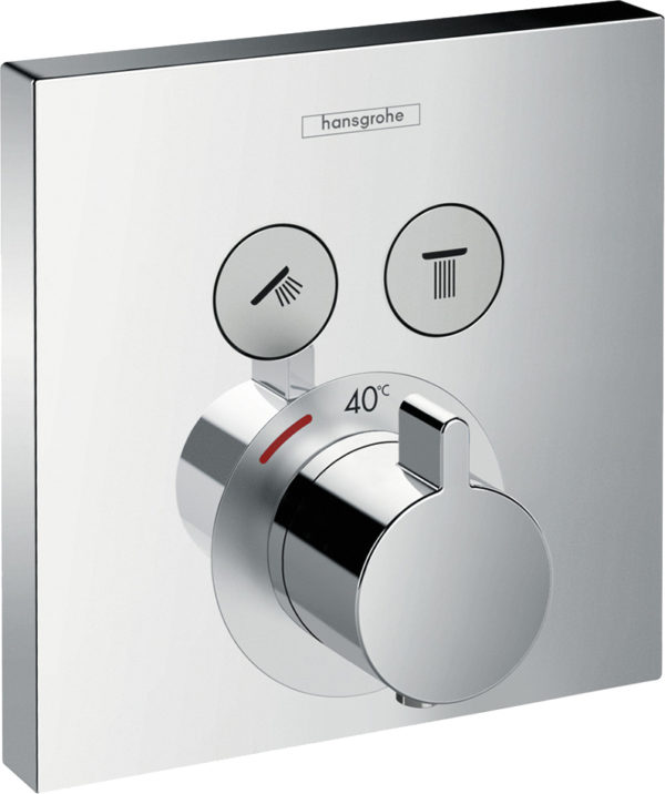 Термостат Hansgrohe ShowerSelect 15763000 для душа