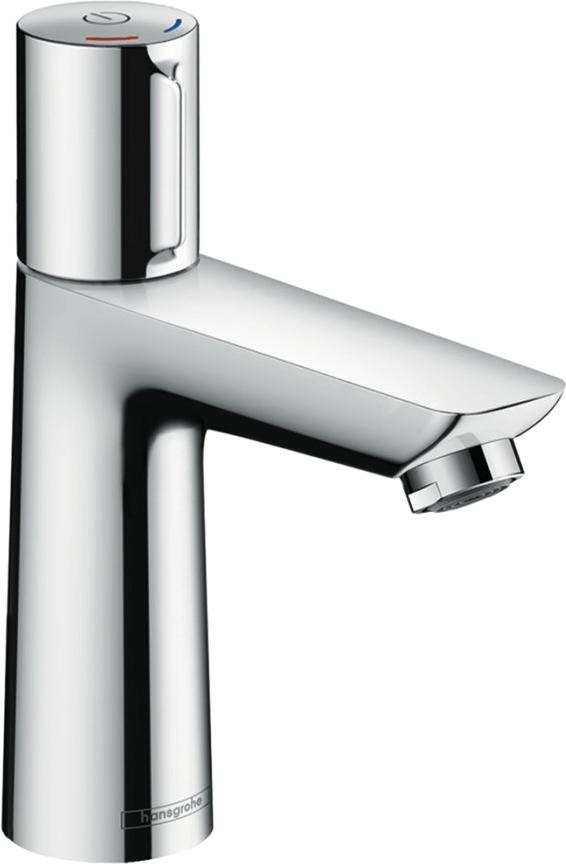 Смеситель Hansgrohe Talis Select E 71750000 для раковины, с донным клапаном