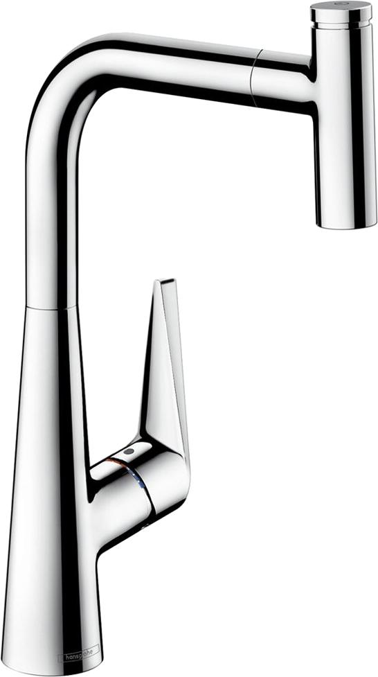 Смеситель Hansgrohe Talis Select S 72821000 для кухонной мойки