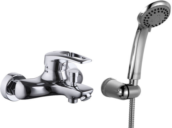Смеситель Iddis Carlow Plus CRPSB00i02 для ванны с душем