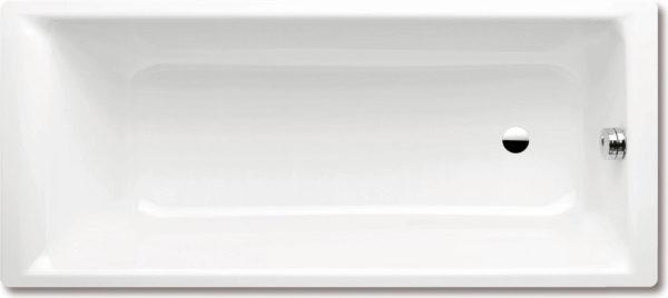 Стальная ванна Kaldewei Ambiente Puro 652 с покрытием Easy-Clean