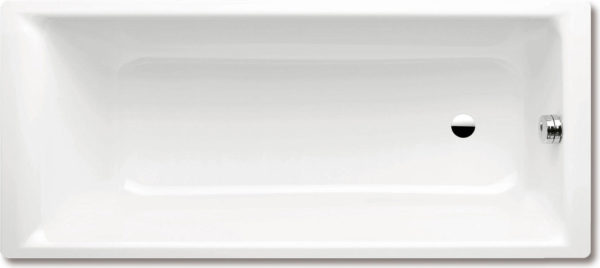 Стальная ванна Kaldewei Ambiente Puro 653 с покрытием Easy-Clean