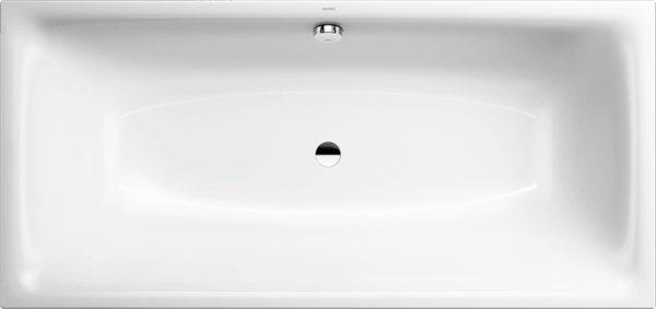 Стальная ванна Kaldewei Silenio 674 с покрытием Easy-Clean