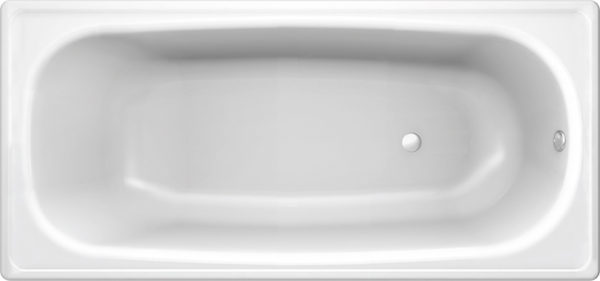 Стальная ванна Koller Pool 120x70 см
