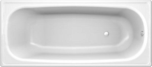 Стальная ванна Koller Pool 140x70 см
