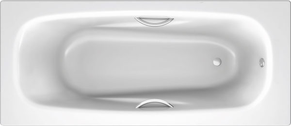 Стальная ванна Koller Pool Deline 160x75 см