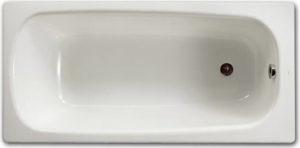 Стальная ванна Roca Contesa 140 см