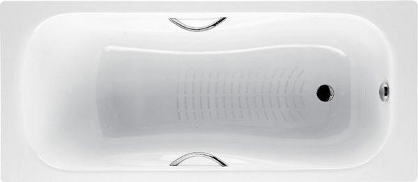 Стальная ванна Roca Princess-N 150 см
