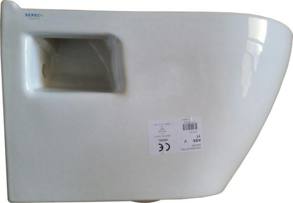 Комплект Grohe Solido 39186000 подвесной унитаз + инсталляция + кнопка