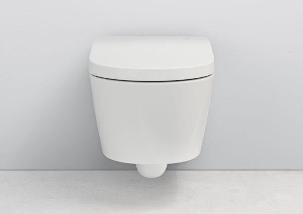 Унитаз подвесной Roca Inspira in-wash