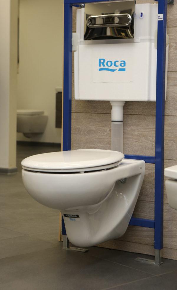 Унитаз подвесной Roca Victoria 34630300R