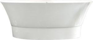 Ванна из искусственного камня AquaStone Ниагара