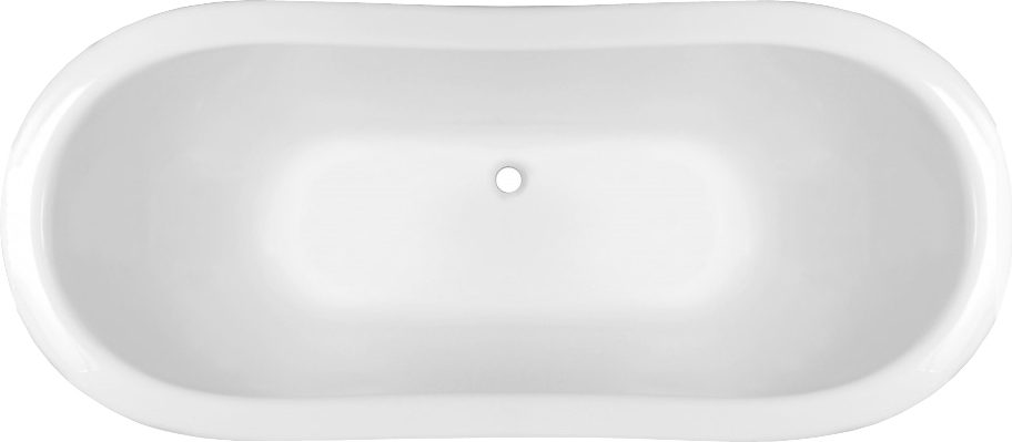 Ванна из искусственного камня Эстет Бостон 180x75