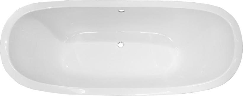 Ванна из искусственного камня Эстет Скарлетт 180x75
