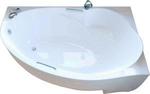 Ванна из искусственного камня Фэма Аделина 170 L