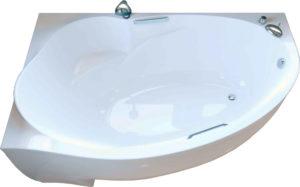 Ванна из искусственного камня Фэма Аделина 170 R