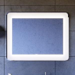 Зеркало Aqwella 5 stars Malaga 90 с подсветкой