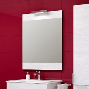 Зеркало Aqwella Бриг 60 сосна магия