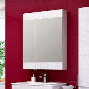 Зеркало-шкаф Aqwella Бриг 60 сосна магия