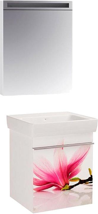 Мебель для ванной Dreja Vision 55 orchidej