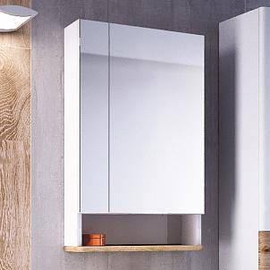 Мебель для ванной Iddis Carlow 55 напольная, белая, дерево