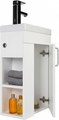 Мебель для ванной Iddis Torr 40 подсвесная, белая