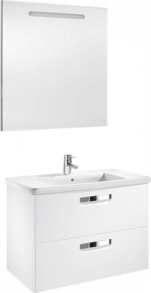 Мебель для ванной Roca Gap 80 белая матовая