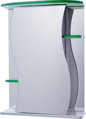 Зеркало-шкаф Vigo Alessandro 3-55 зеленый