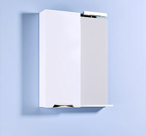 Зеркало-шкаф Aqwella Лайн 65 L